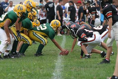 Raiders Football 2007