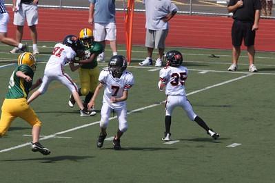 Raiders Football 2008