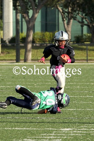 Raiders Football PeeWee