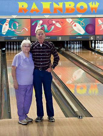 Rainbow Bowling League 2014/15