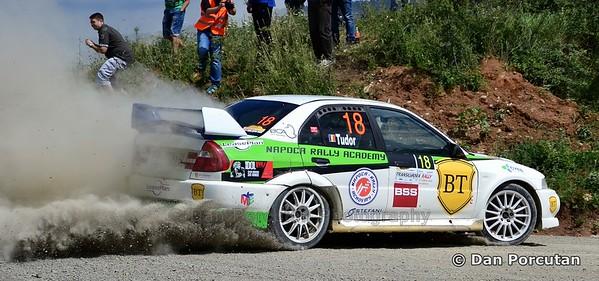 (ROU) Transilvania Rally 2014 - Compexit Floresti Circuit