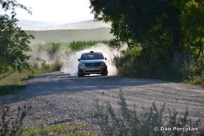 (ROU) Transilvania Rally 2015 - PS Floresti Circuit