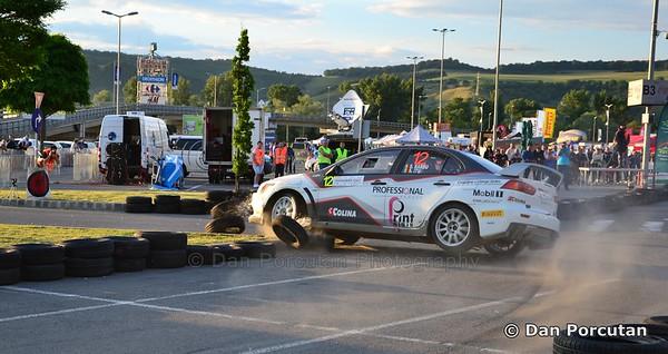 (ROU) Transilvania Rally 2014 - Polus Circuit