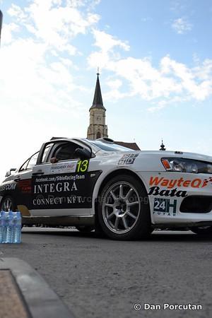 (ROU) Transilvania Rally 2014 - The Official Teams Presentation