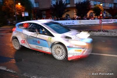 (ROU) Transilvania Rally 2014 - Turda Circuit