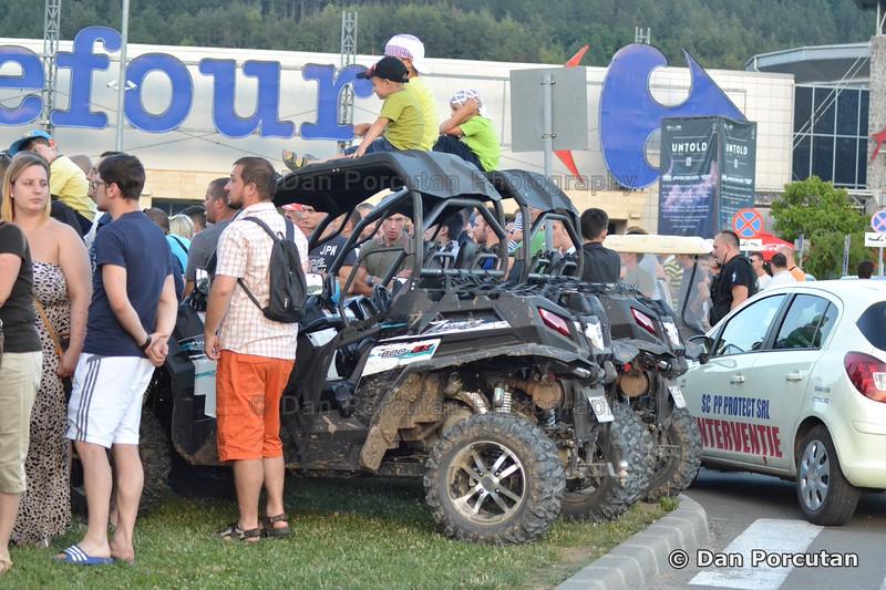 Transilvania Rally 2015 - PS Polus 1