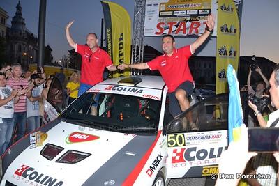 (ROU) Transilvania Rally 2015 - The Official Teams Presentation