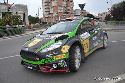(ROU) Transilvania Rally 2015 - Turda Circuit