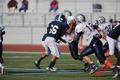 Ramona JV vs King 10 03 2013