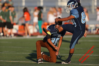 Ramona Varsity vs Poly 9 06 2013