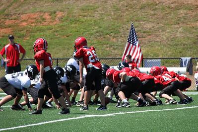 Ramsey's 5th Grade Falcons vs Central Park 9/10/11