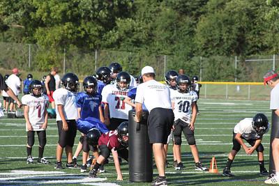 Ramsey's 5th Grade Falcon's - Practice 8/10/11