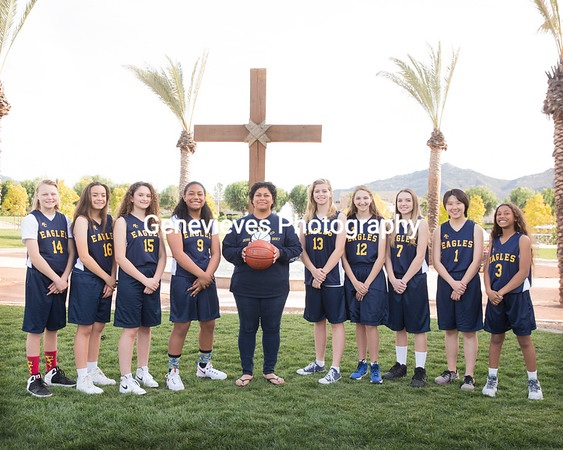Rancho Christian Girls JV/Varsity Basketball and Soccer