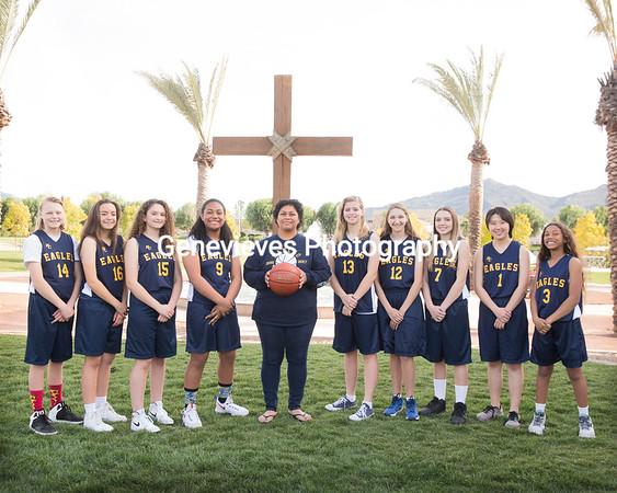 Rancho Christian Girls JV/Varsity Basketball and Soccer