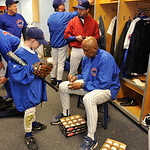 Randy Hundley Cubs Fantasy baseball Camp<br /> January 20 - 27 2008 <br /> Thursday Jan 24 08