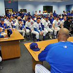 Randy Hundley Cubs Fantasy baseball Camp<br /> January 20 - 27 2008 <br /> Friday Jan 25 08