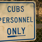 Cubs Fantasy Camp <br /> Randy Hundley<br /> Thursday Feb 01 2007