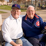 Cubs Fantasy Camp <br /> Randy Hundley<br /> Thursday Feb 01 2007<br /> Erin Banks 81th Birthday party<br /> Guests: Glen Beckert Jenkins, Williams, Hundley,Bittner, Cardenal, Eddie Vedder, Jody Davis, Dernier, Fanzone, Morland, Gene Oliver, Pepitone, and more