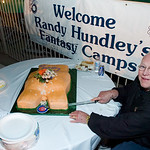 Cubs Fantasy Camp <br /> Randy Hundley<br /> Friday Feb 02 2007<br /> Erin Banks 81th Birthday party<br /> Guests: Glen Beckert Jenkins, Williams, Hundley,Bittner, Cardenal, Eddie Vedder, Jody Davis, Dernier, Fanzone, Morland, Gene Oliver, Pepitone, and more