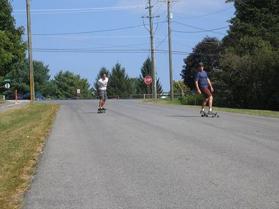 Blacksburg Longboarding