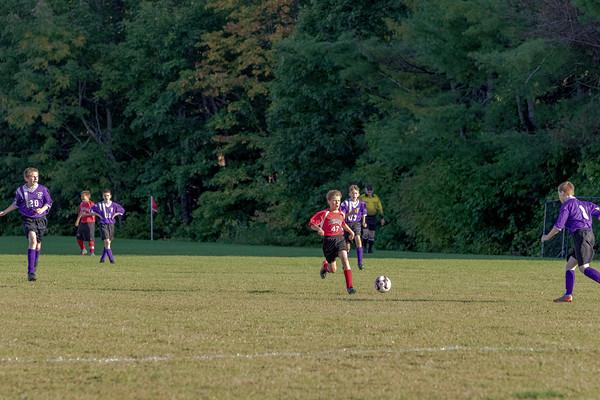 SA Middle School Boys and Girls VS Katahdin 9/18/19
