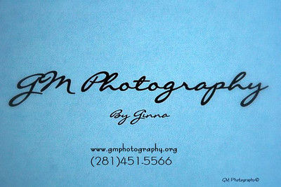 GM Photography Logo