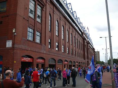 Rangers v Chelsea