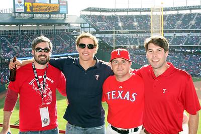 2010 Oct 30 Rangers vs Giants World Series Game 3