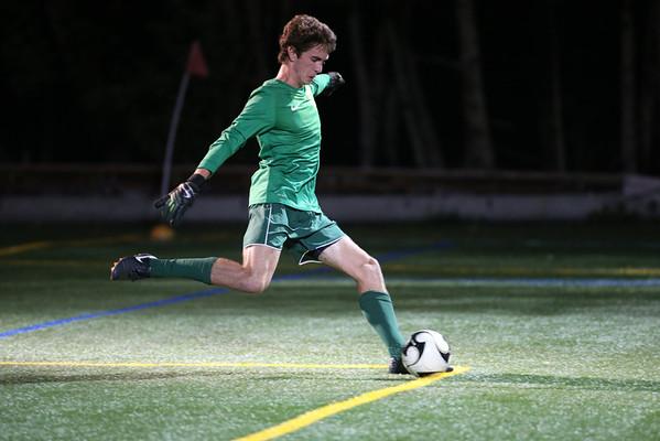 RE Boys Soccer Regionals Quarter finals.  Lost to Gulliver 2-0