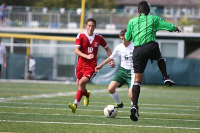 RE Boys Soccer
