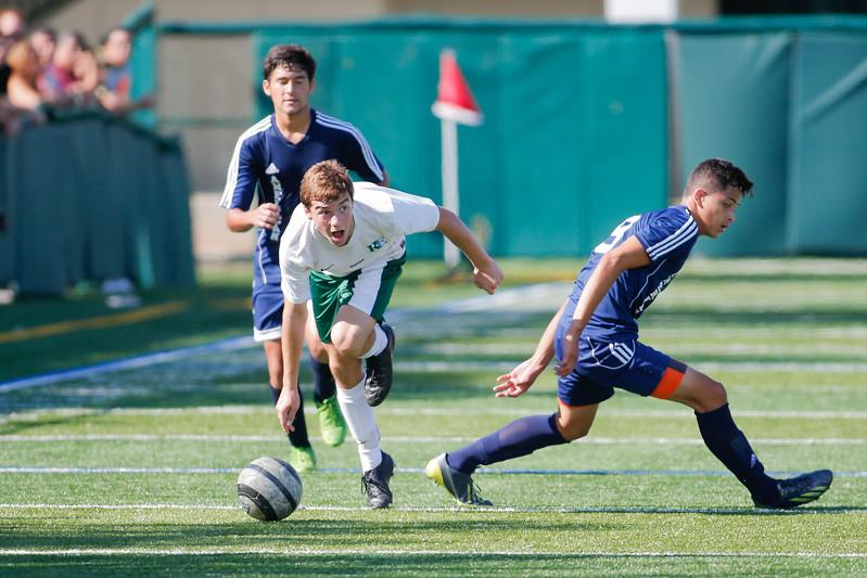Boys' Soccer American High