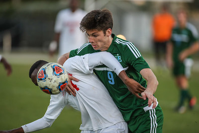 Ransom Everglades vs.Miami Edison.   RE lost 1-0.