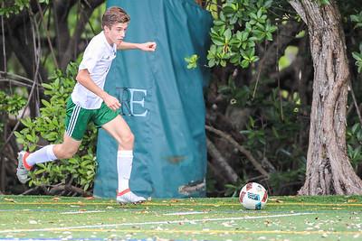 Ransom Everglades Boy's Soccer vs. Key West, 2016