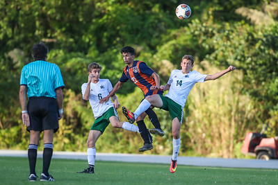 Ransom Everglades vs.Mater Academy.  First round of district round play.  RE won 2-1