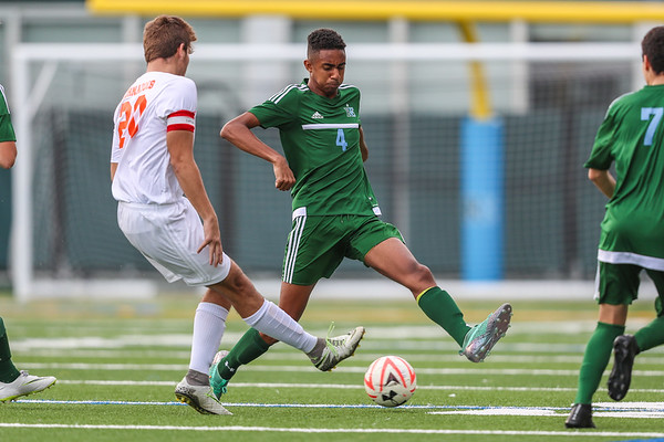 2018 Ransom Everglades vs. Booker T. Washington, Boys Soccer