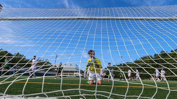 Ransom Everglades Boys Soccer vs. Westminster. 2019