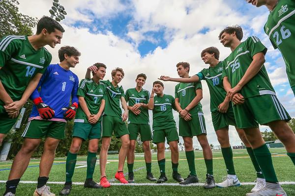 Ransom Everglades Boys Soccer Team Photo, 2019