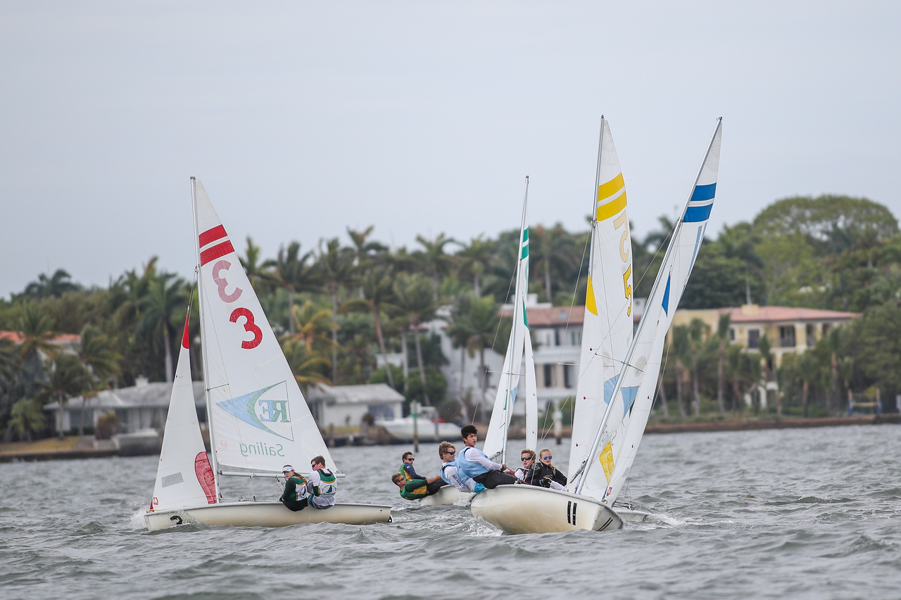 Ransom Everglades hosted the SAISA Mallory Qualifier.  April, 2017