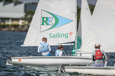 Ransom Everglades Sailing Regatta, 2018