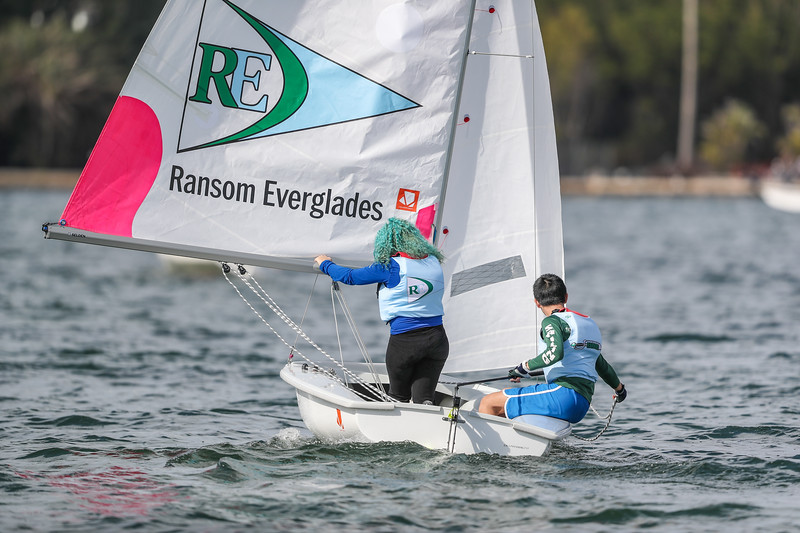 Ransom Everglades Sailing Regatta, 2018