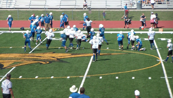 Black Vs Topeka Blue Thunder