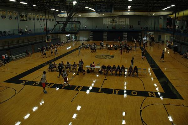 Reaching Higher 2013 - Boys Basketball - 7.17.13