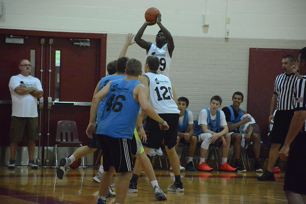 Reaching Higher 2016 - Boys Basketball - 7.13.2016