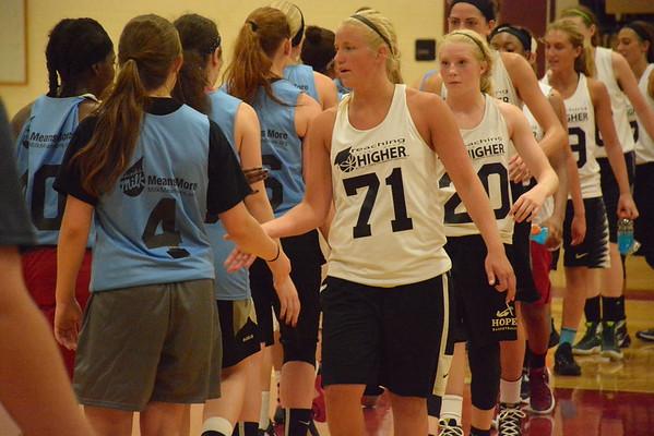 Reaching Higher 2016 - Girls Basketball - 7.25.2016