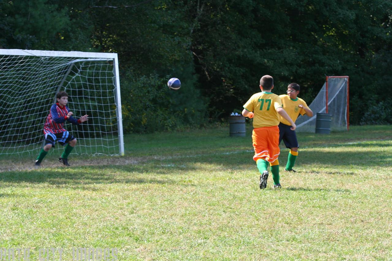 IMG_1101 Shot on goal rec league soccer