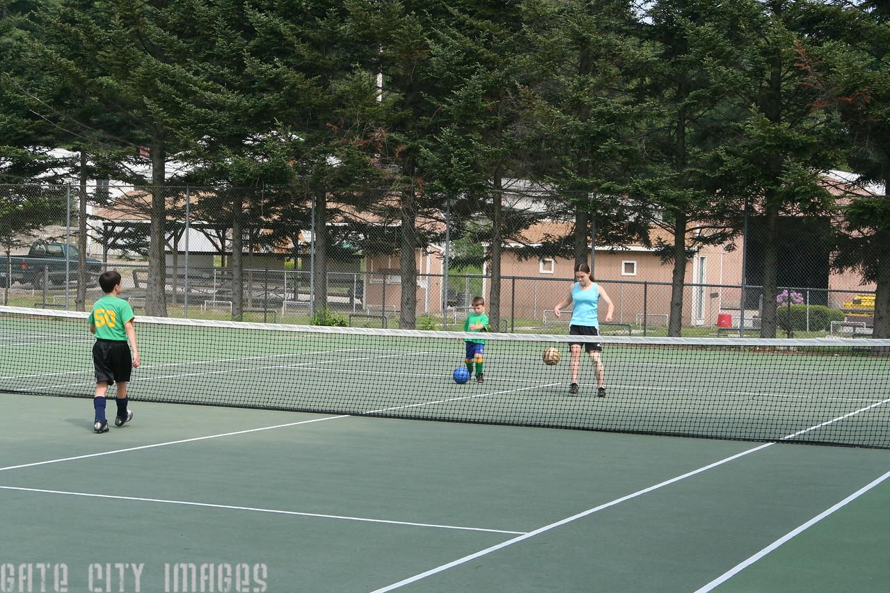 IMG_6868 Ian, Kristin Soccer tennis court