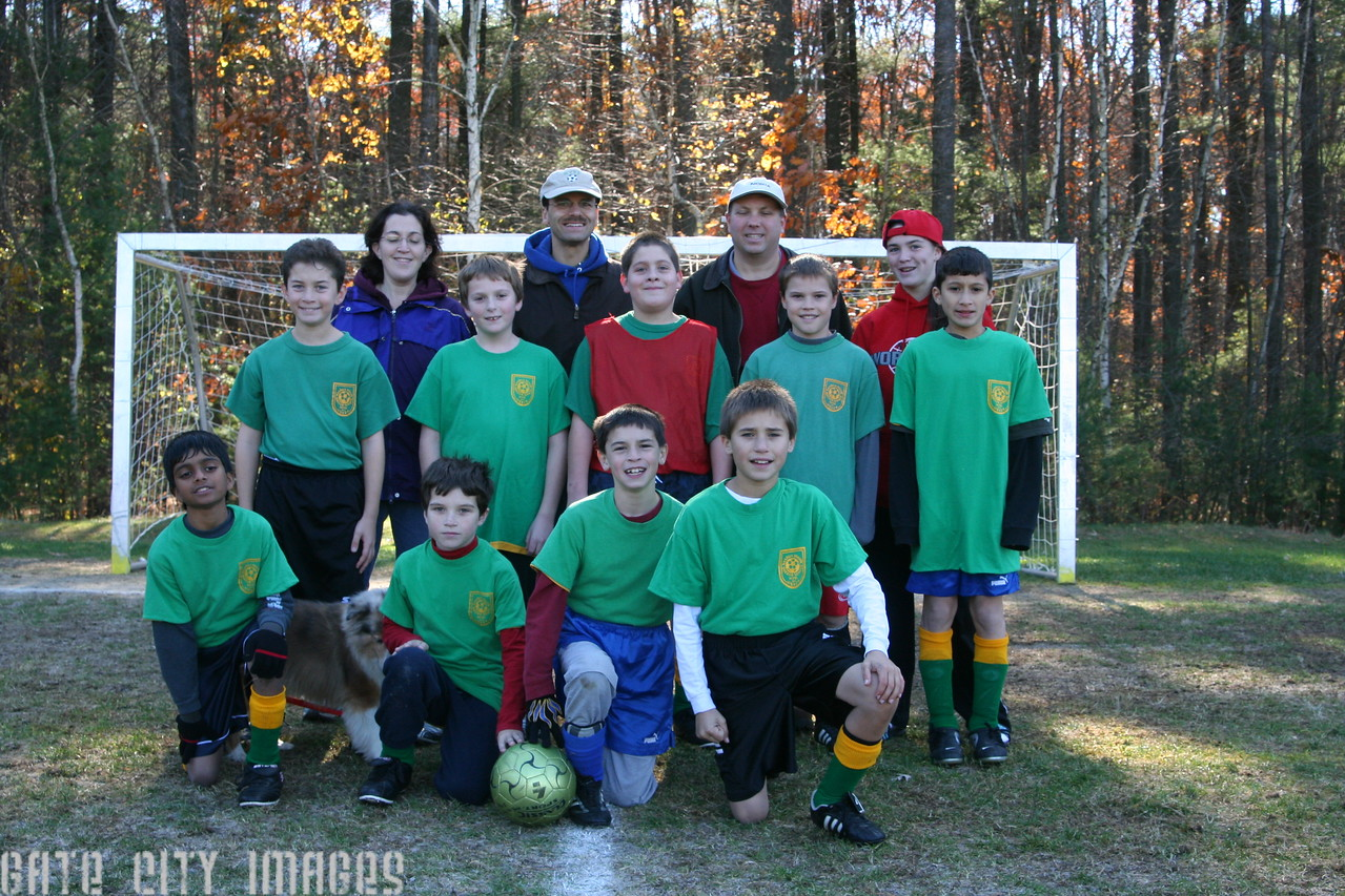 IMG_2434 Rec League Team 101 Photo Nov 2006