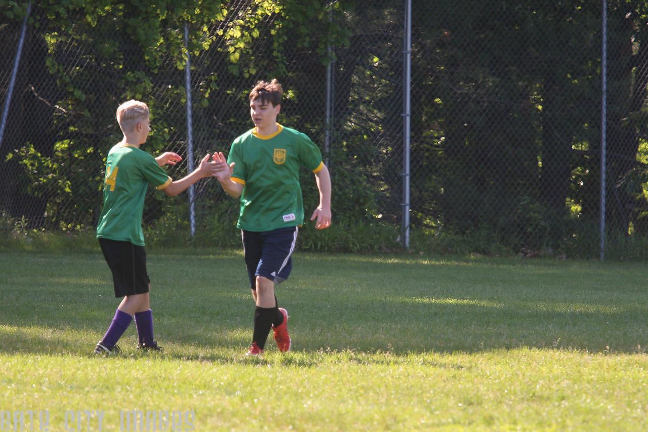 Rec Soccer- Brian goal 2770