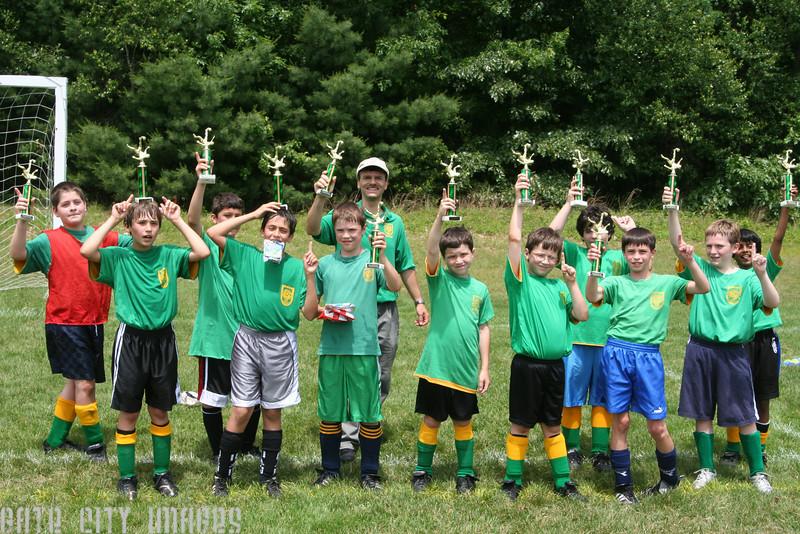 IMG_7329 Team w awards Rec league soccer by MF