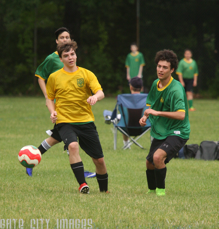 Rec Soccer U19- Brian 2834